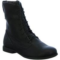Schuhe Damen Boots Think Stiefeletten Agrat 000034-0000 schwarz