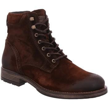 Schuhe Herren Boots Marc O'Polo 25006302 325 790 braun