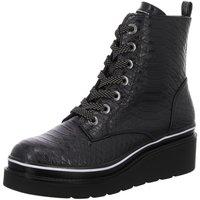 Schuhe Damen Boots Bugatti Stiefeletten Marcella 431770315800-1083 0 schwarz