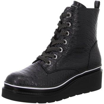 Schuhe Damen Boots Bugatti Stiefeletten MARCELLA 431-77031-5800-1083 schwarz