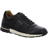 Schuhe Herren Sneaker Low Pantofola D` Oro Schnuerschuhe Sangano Uomo Low 10203019.25Y 10203019.25Y schwarz