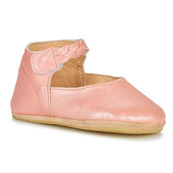 Schuhe Kinder Hausschuhe Easy Peasy BLUBLU DANCE Rose