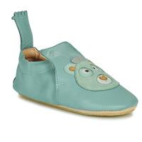 Schuhe Kinder Hausschuhe Easy Peasy BLUBLU OURS Blau