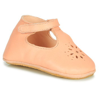 Schuhe Mädchen Hausschuhe Easy Peasy LILLYP Rose