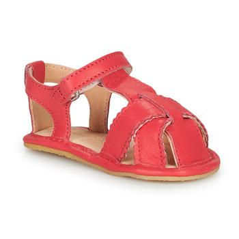 Schuhe Kinder Hausschuhe Easy Peasy BLUNA Rose
