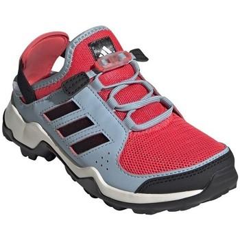 Schuhe Kinder Wanderschuhe adidas Originals Terrex Hydroterra Rot,Blau