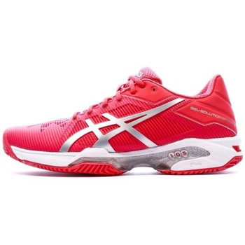 Schuhe Damen Sneaker Low Asics E651N-1993 Rose