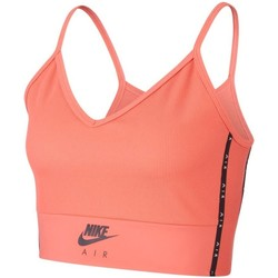Kleidung Damen Tops / Blusen Nike Air Orangefarbig