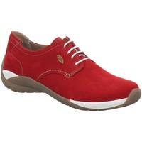 Schuhe Damen Derby-Schuhe Camel Active Schnuerschuhe Moonlight 844.81.01-Moonlight rot