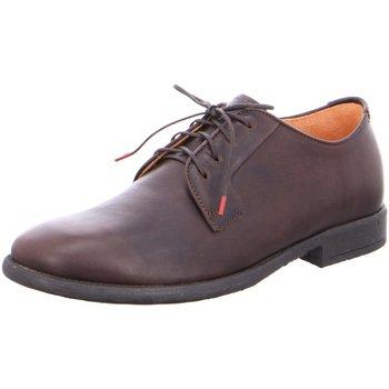Schuhe Herren Derby-Schuhe Think Schnuerschuhe CIVITA 3-000058-3000 3-000058-3000 braun