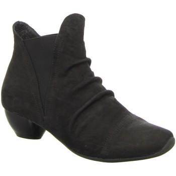 Schuhe Damen Low Boots Think Stiefeletten Aida 3-83262-00 schwarz