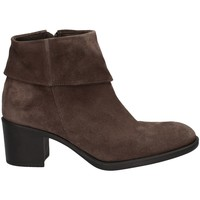 Schuhe Damen Ankle Boots Campanile CC43 ANTHRAZIT