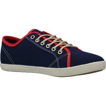 Schuhe Damen Sneaker Low Sprox 173973 Blau