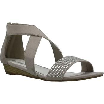 Schuhe Damen Sandalen / Sandaletten Sprox 237103 Grau