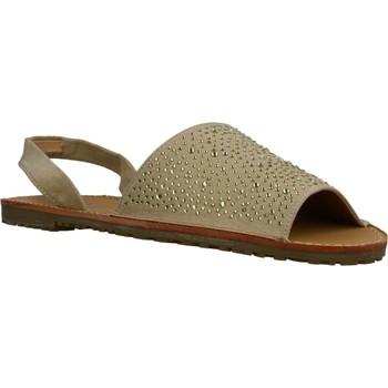 Schuhe Damen Sandalen / Sandaletten Sprox 282289 Beige