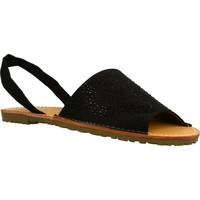 Schuhe Damen Sandalen / Sandaletten Sprox 282289 Schwarz