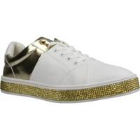 Schuhe Damen Sneaker Low Sprox 342680 Weiß