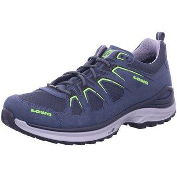 Schuhe Herren Fitness / Training Lowa Sportschuhe Innox Evo GTX Low 310611-9701 blau