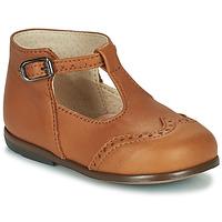Schuhe Mädchen Ballerinas Little Mary FRANCOIS Braun