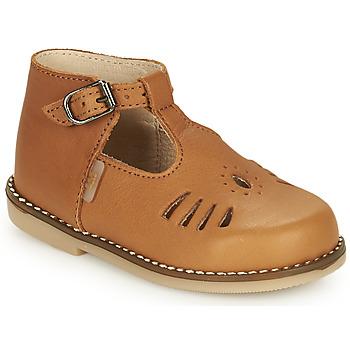 Schuhe Mädchen Sneaker High Little Mary SURPRISE Braun