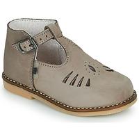 Schuhe Mädchen Sneaker High Little Mary SURPRISE Grau