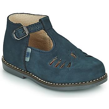 Schuhe Mädchen Sneaker High Little Mary SURPRISE Blau