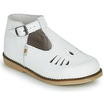 Schuhe Mädchen Sneaker High Little Mary SURPRISE Weiss