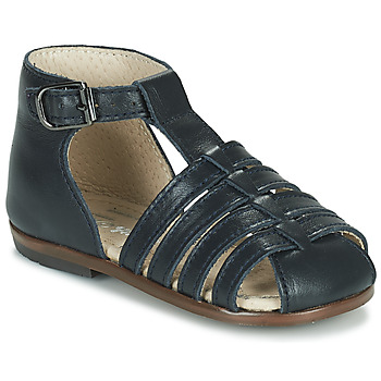 Schuhe Mädchen Sandalen / Sandaletten Little Mary JULES Blau