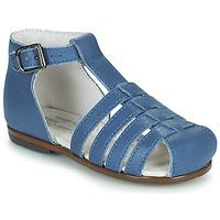 Schuhe Kinder Sandalen / Sandaletten Little Mary JULES Blau