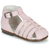 Schuhe Mädchen Sandalen / Sandaletten Little Mary JULES Rose