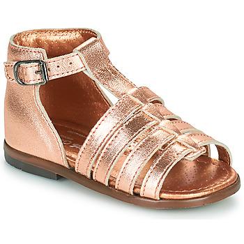 Schuhe Mädchen Sandalen / Sandaletten Little Mary HOSMOSE Rose