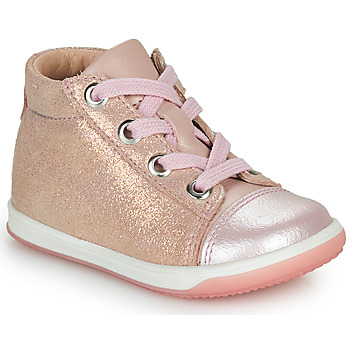 Schuhe Mädchen Sneaker High Little Mary VITAMINE Rose