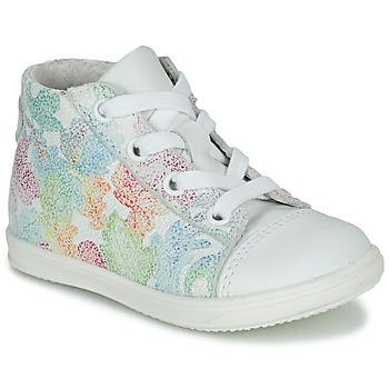 Schuhe Mädchen Sneaker High Little Mary VITAMINE Weiss
