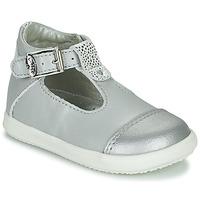 Schuhe Mädchen Ballerinas Little Mary VALSEUSE Silbern