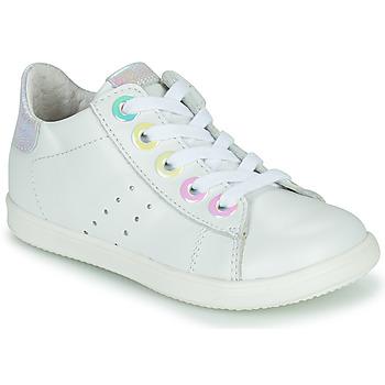 Schuhe Mädchen Sneaker High Little Mary DOROTHE Weiss