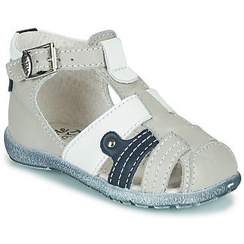 Schuhe Jungen Sandalen / Sandaletten Little Mary VERCORS Grau