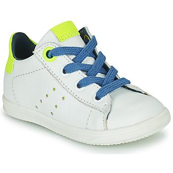 Schuhe Jungen Sneaker Low Little Mary DUSTIN Weiss