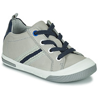 Schuhe Jungen Sneaker Low Little Mary LOGAN Grau