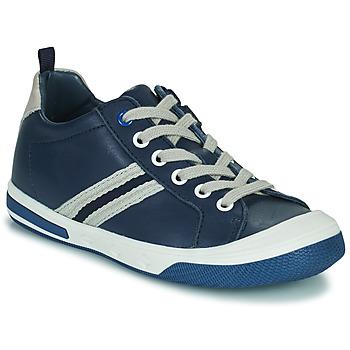 Schuhe Jungen Sneaker Low Little Mary LOGAN Blau