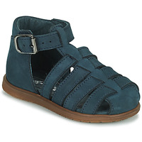 Schuhe Jungen Sandalen / Sandaletten Little Mary LIXY Blau