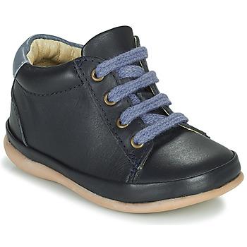 Schuhe Mädchen Sneaker High Little Mary GAMBARDE Blau