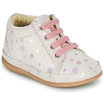 Schuhe Mädchen Sneaker High Little Mary GAMBARDE Rose