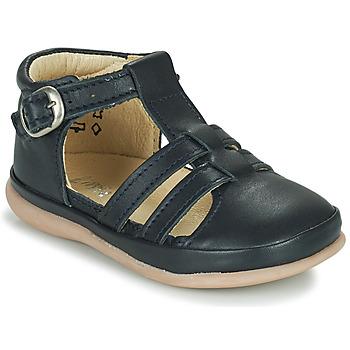 Schuhe Kinder Ballerinas Little Mary LAIBA Blau