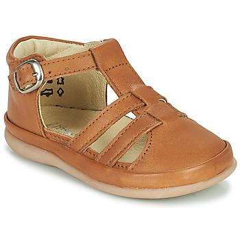 Schuhe Kinder Ballerinas Little Mary LAIBA Braun