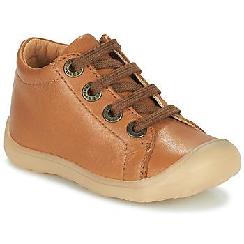 Schuhe Kinder Sneaker High Little Mary GOOD Braun