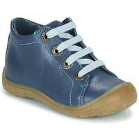 Schuhe Kinder Sneaker High Little Mary GOOD Blau