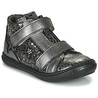 Schuhe Mädchen Sneaker High Little Mary JACKLYN Silbern
