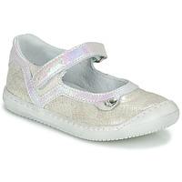 Schuhe Mädchen Ballerinas Little Mary BRILLANTE Naturfarben