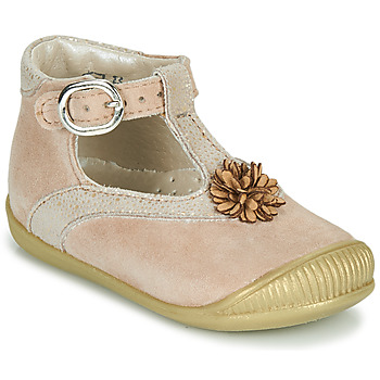 Schuhe Mädchen Sandalen / Sandaletten Little Mary GENTIANE Beige