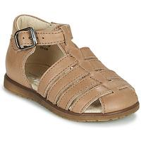 Schuhe Kinder Sandalen / Sandaletten Little Mary LIXY Beige